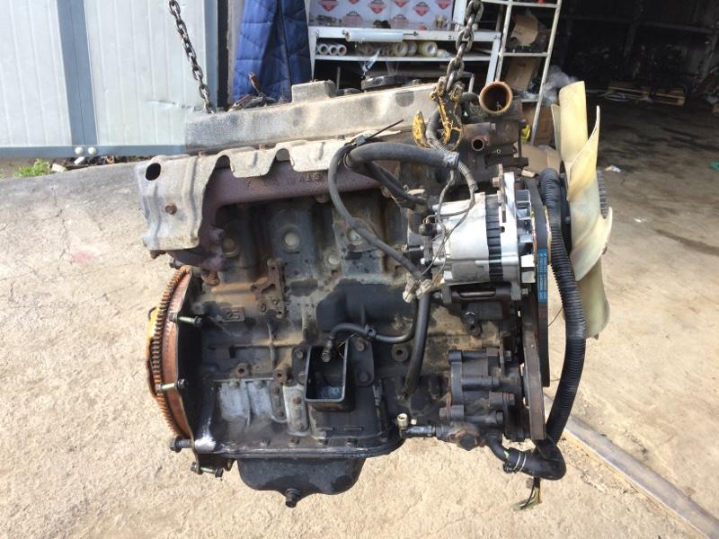 Двигатель в сборе Mazda Titan WE5AT XA 1987 (б/у)