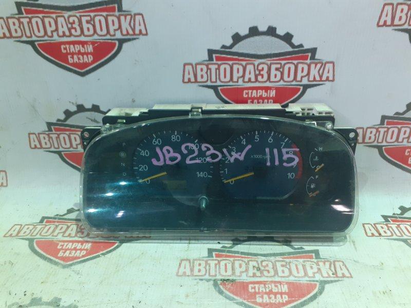 Спидометр Suzuki Jimny JB23W K6A 2001 (б/у)