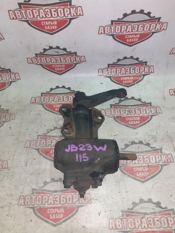 Редуктор рулевой Suzuki Jimny JB23W K6A 2001 (б/у)