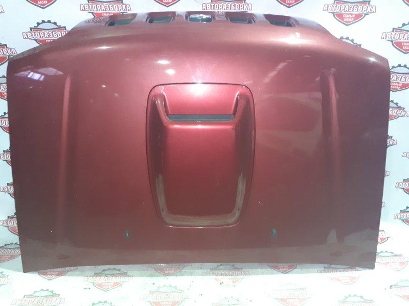 Капот Suzuki Jimny JB23W K6A 2001 (б/у)