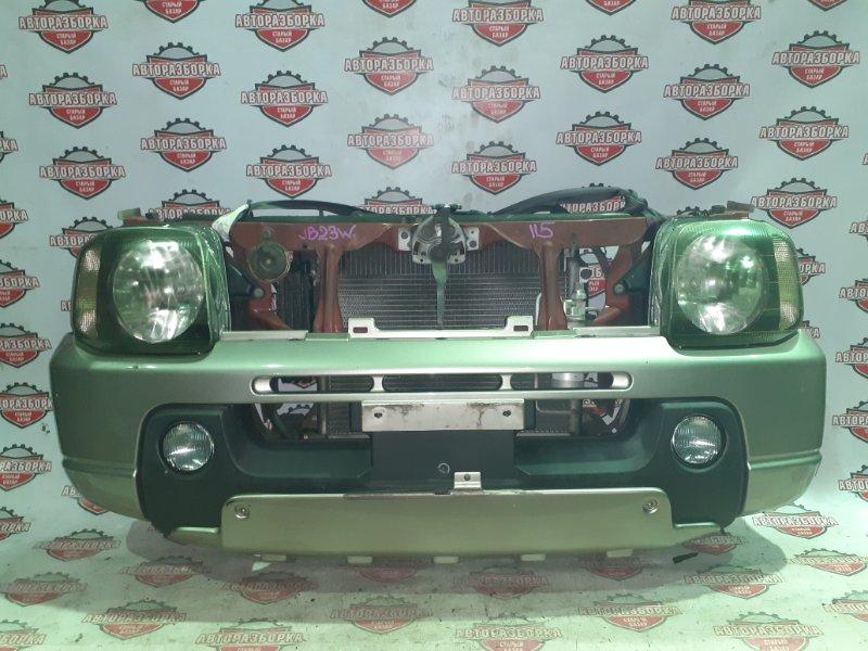 Ноускат Suzuki Jimny JB23W K6A 2001 (б/у)