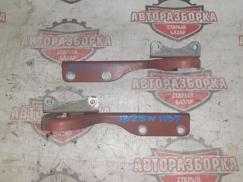 Петля капота Suzuki Jimny JB23W K6A 2001 (б/у)