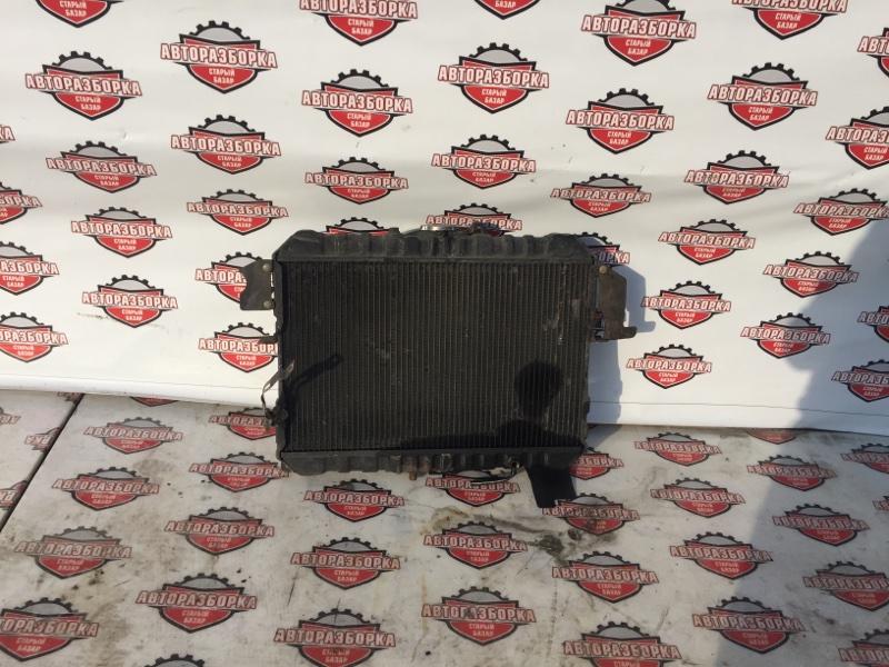 Радиатор охлаждения двигателя Nissan Vanette Truck SE28TN R2 1994 (б/у)