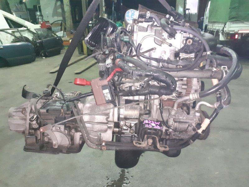 Двигатель в сборе Suzuki Jimny JB23W K6A 2001 (б/у)