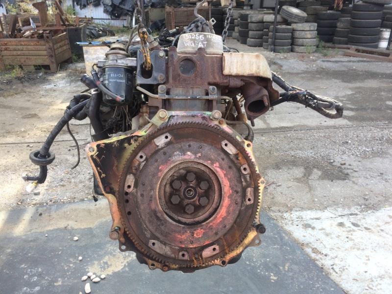 Двигатель в сборе Mazda Titan WGFAT HA 1994 (б/у)