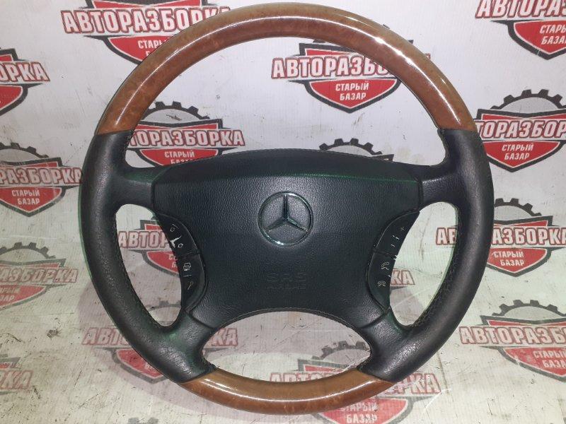 Руль Mercedes-Benz S-Class W220 M113E50 04.2000 (б/у)
