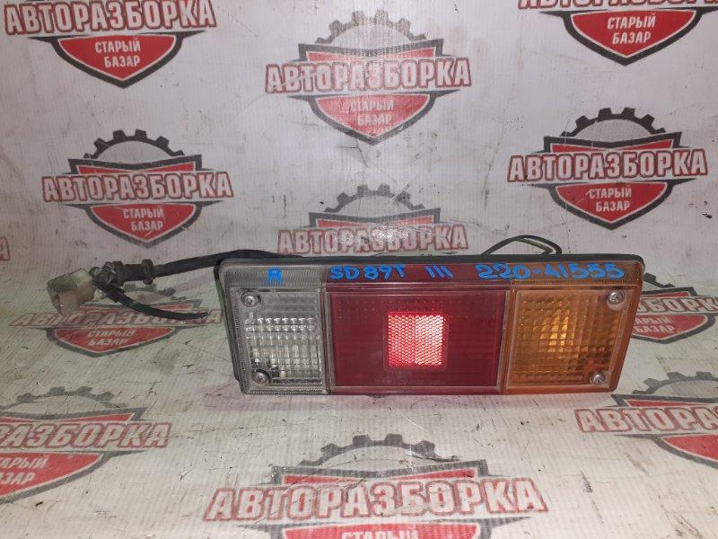Фонарь задний Mazda Bongo Brawny Truck SD89T F8 1995 задний правый (б/у)