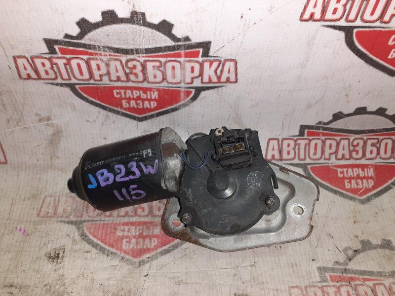 Мотор дворников Suzuki Jimny JB23W K6A 2001 (б/у)