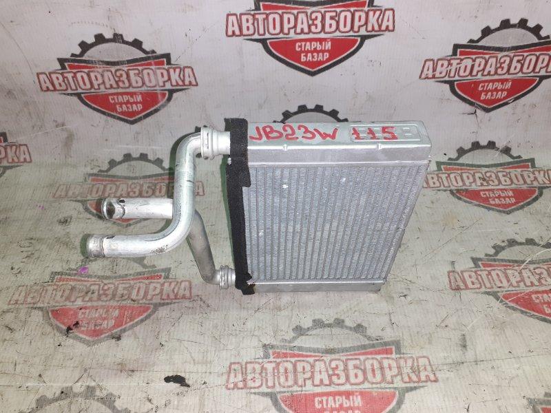 Радиатор печки Suzuki Jimny JB23W K6A 2001 (б/у)