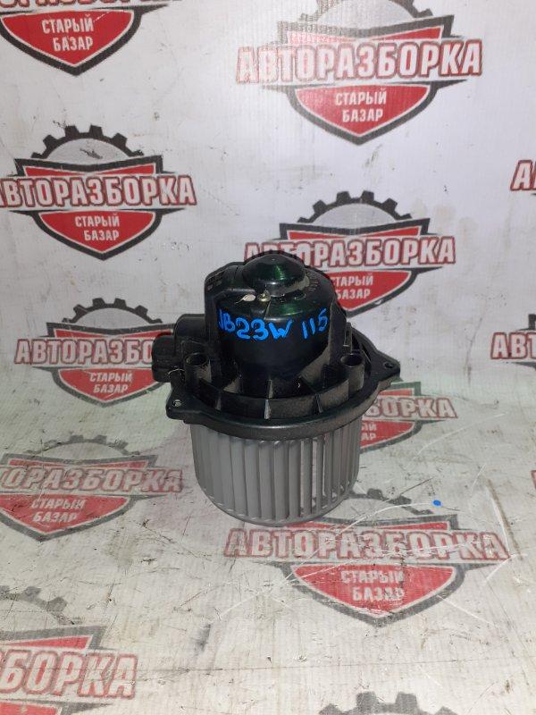 Мотор печки Suzuki Jimny JB23W K6A 2001 (б/у)