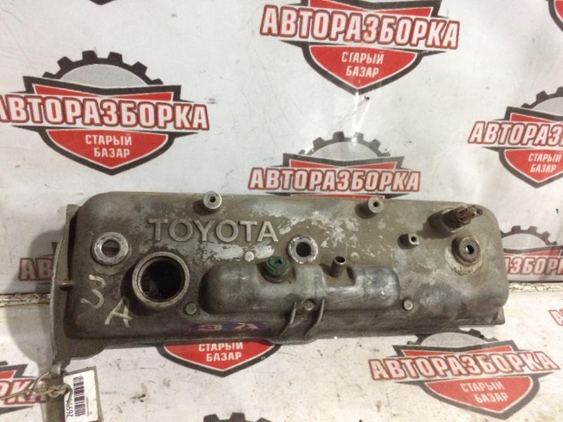 Крышка клапанная Toyota 3A (б/у)