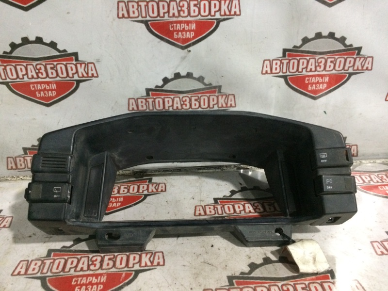 Консоль щитка приборов Toyota Sprinter Carib AL25 3AU (б/у)