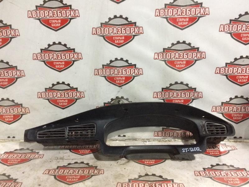 Консоль щитка приборов Toyota Carina Ed ST205 3SGE9253201 (б/у)