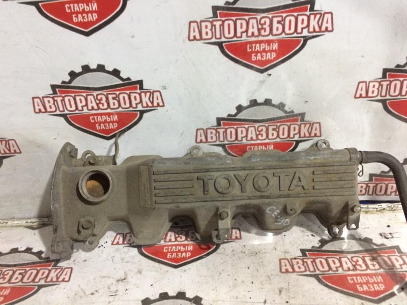 Крышка клапанная Toyota Corolla CE90 1C (б/у)
