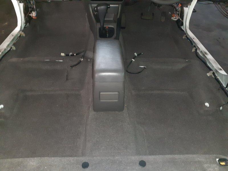 Ковер салона Toyota Carina AT212 5A-FE 1999 (б/у)