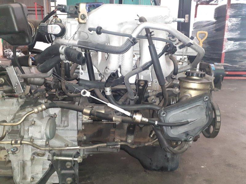 Двигатель в сборе Toyota Carina AT212 5A-FE 1999 (б/у)