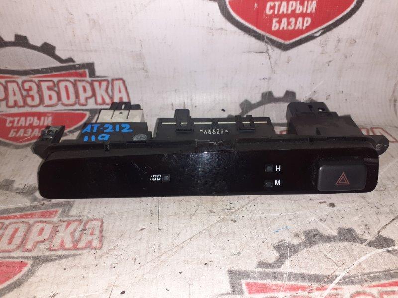 Часы Toyota Carina AT212 5A-FE 1999 (б/у)