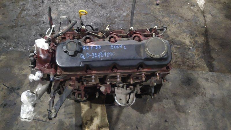 ДВС NISSAN ATLAS R4F23 QD32 130000 М/T 2WD QD32 211890 Япония