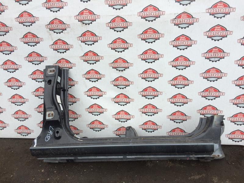 ПОРОГ КУЗОВА RH ПЕРЕДНИЙ NISSAN TERRANO LR50 VG33(E) 760220W030 Япония