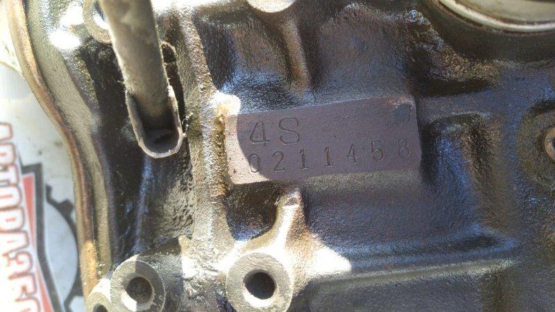 Блок двс Toyota Vista SV22 4SFI (б/у)