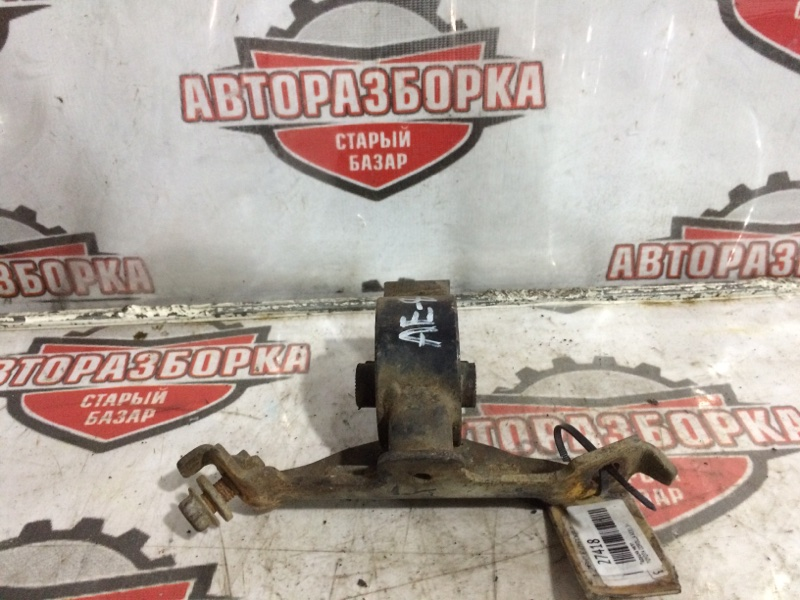 Подушка коробки передач Toyota Corolla AE81 3A (б/у)