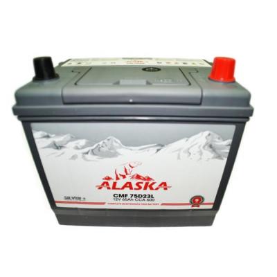 Аккумулятор Alaska Cmf65L левый