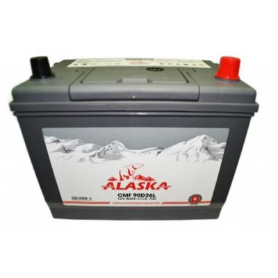 Аккумулятор Alaska Cmf80L левый