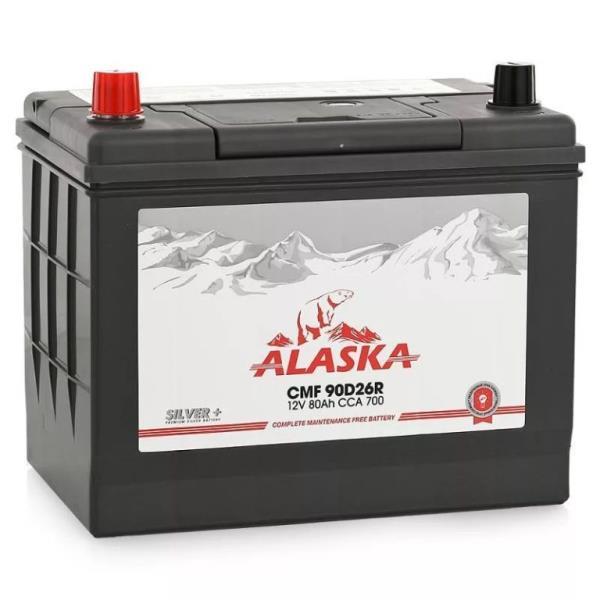 Аккумулятор Alaska Cmf80R правый
