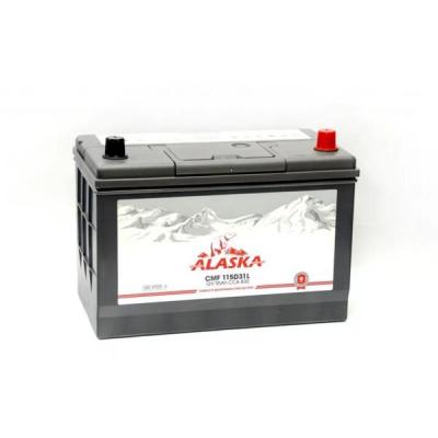 Аккумулятор Alaska Cmf95L левый
