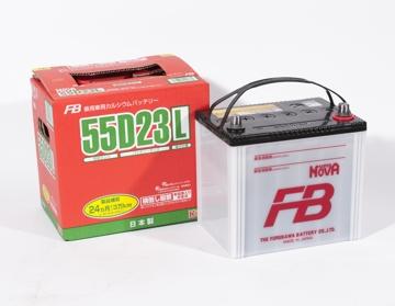 Аккумулятор Fb Super Nova левый