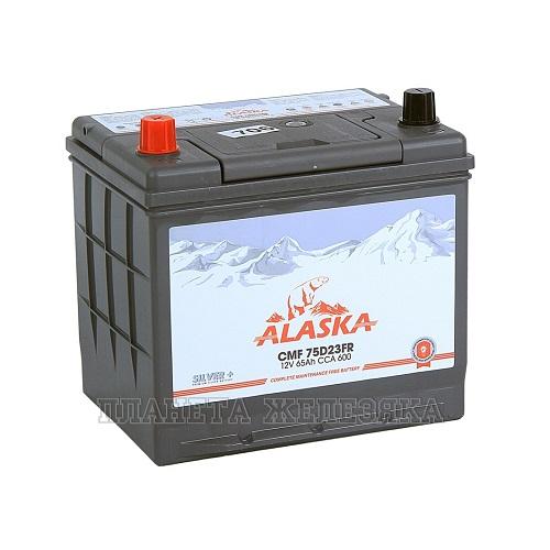 Аккумулятор Alaska Cmf65R правый