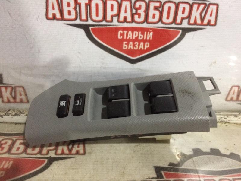 Блок управления стеклоподъемниками Toyota Vitz KSP90 1KR-FE 2008 передний правый (б/у)