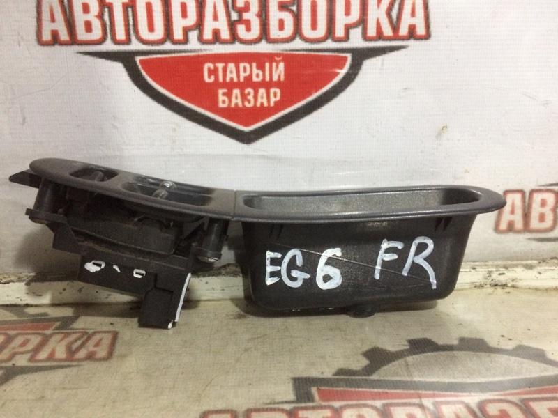 Блок управления стеклоподъемниками Honda Civic EG6 B16A передний правый (б/у)
