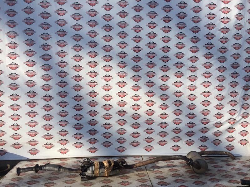 Глушитель трасса целиком Nissan Atlas SZ2F24 ZD30DDTI 2008 (б/у)