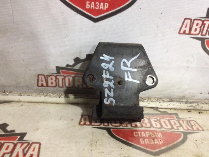 Подушка двигателя Nissan Atlas SZ2F24 ZD30DDTI 2008 передняя правая (б/у)