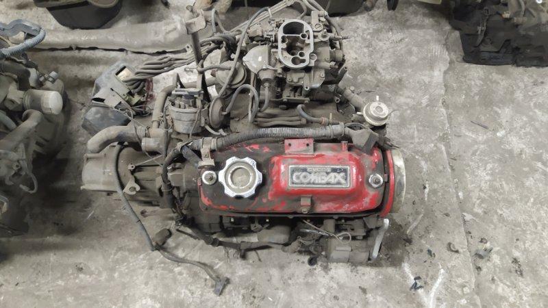 Двигатель Honda City AA ER (б/у)