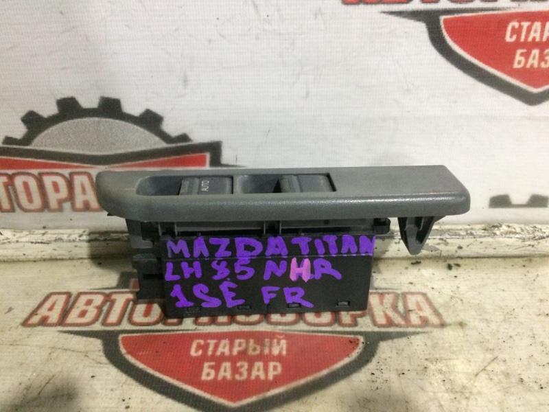 Блок управления стеклоподъемниками Mazda Titan LH85 передний правый (б/у)