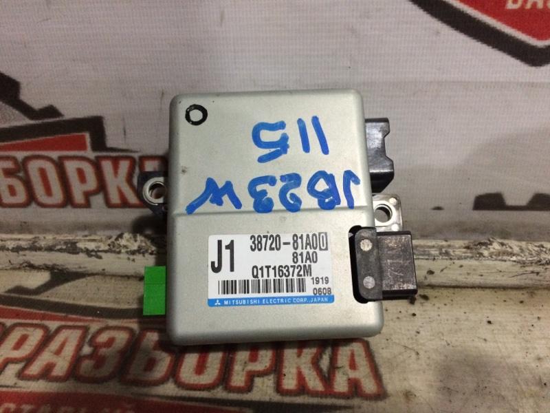 Блок управления рулевой рейкой Suzuki Jimny JB23W K6A 2001 (б/у)