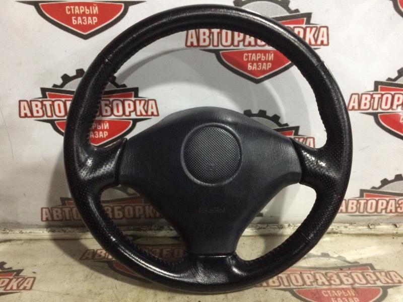 Руль Suzuki Jimny JB23W K6A 2001 (б/у)