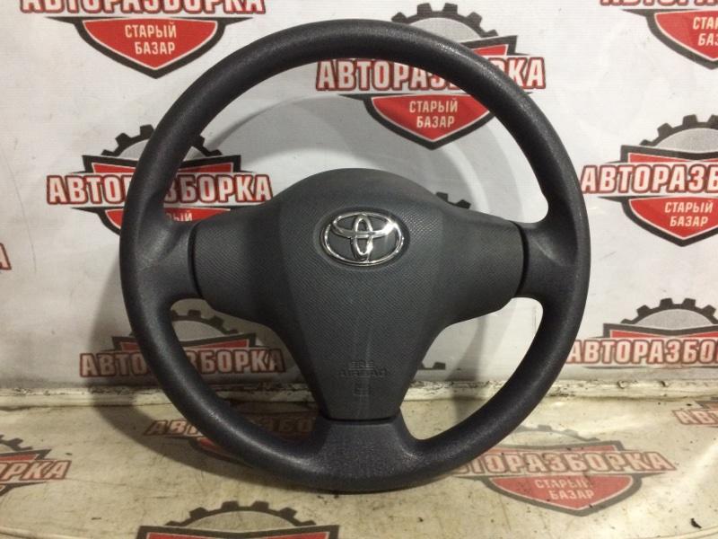 Руль Toyota Vitz KSP90 1KR-FE 2008 (б/у)