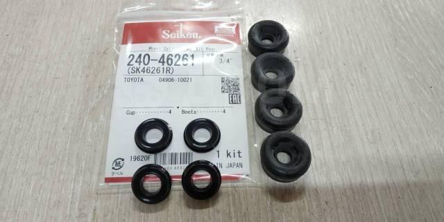 Рем. комплект рабочего тормозного цилиндра Toyota Caldina AT191 задний