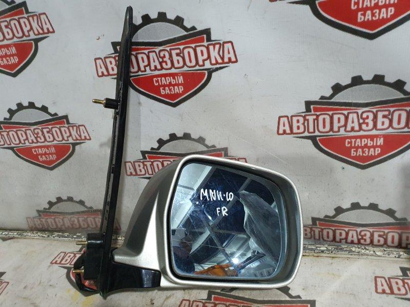 Зеркало Toyota Alphard MNH10 1MZFE 2004 правое (б/у)
