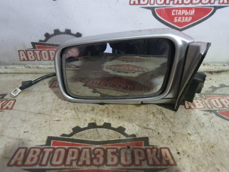 Зеркало Toyota Corona ST150 1SILU левое (б/у)