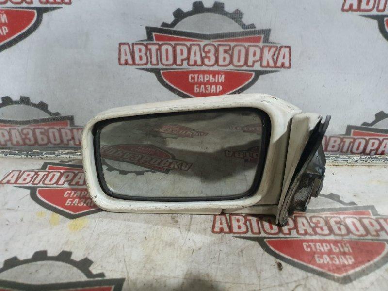 Зеркало Toyota Carina AT150 3ALU левое (б/у)