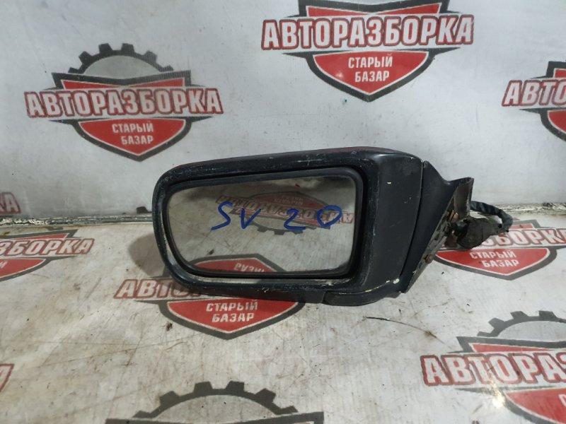 Зеркало Toyota Vista SV20 левое (б/у)