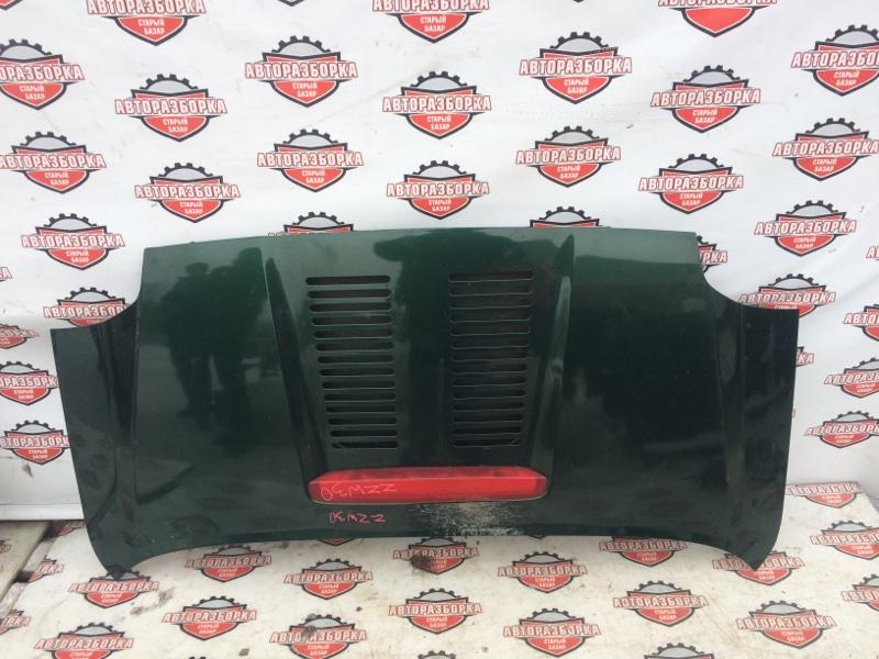 Крышка багажника Toyota Mr-S ZZW30 1ZZFE 2000 (б/у)