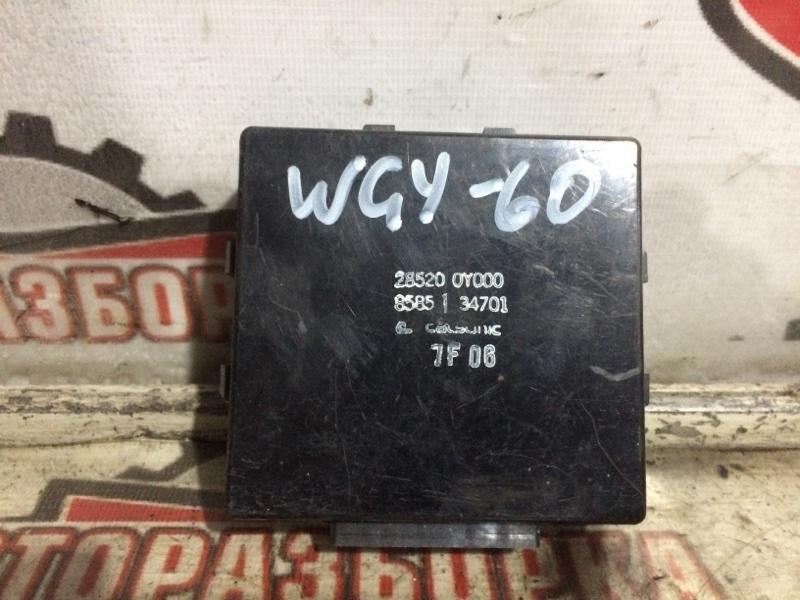 Блок электронный Nissan Safari WGY60 (б/у)