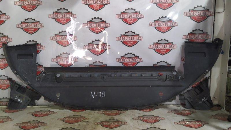 Защита телевизора верхняя Volvo V70 BB4204 'B4204T7 2011 (б/у)