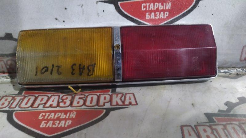 Фонарь задний Ваз 2101 задний левый (б/у)