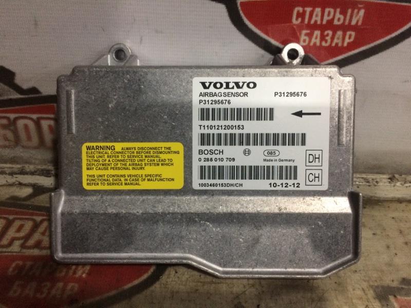 Блок управления airbag Volvo V70 BB4204 'B4204T7 2011 (б/у)